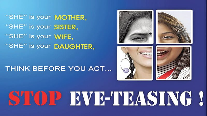 the issue of eve teasing sociology essay Posts about eve-teasing written by sakshikumarindia  unfortunately red tapism  and careless nature become a main cause of delaying cover  for example, a  paper published in international journal of criminology and sociological theory .